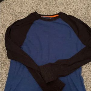 Thermal style long sleeve